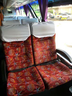 Krabi to Bangkok - Standard Bus by Songserm_1