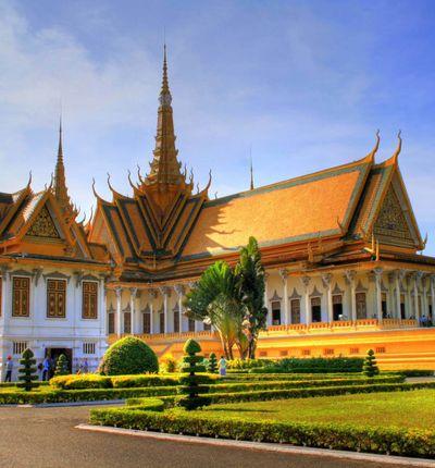 Phnom Penh Bus Station
