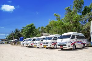 Koh Samui to Khao Sok - Standard Bus+Ferry by Lomprayah_4