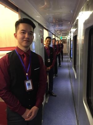 Dong Hoi to Hanoi - Luxury Train by New Livitrans_3