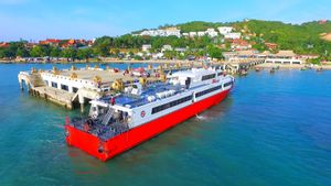 Don Sak to Koh Samui - High Speed Ferry by Seatran Discovery_0