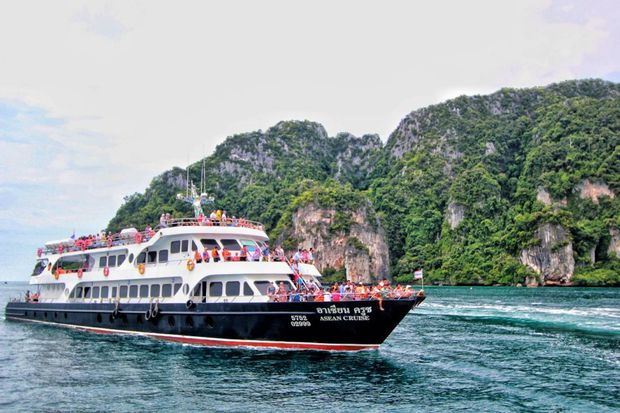 Phuket to Koh Phi Phi - Standard Ferry by Phi Phi Cruiser_0