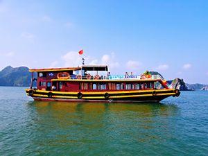 Cat Ba Island to Hanoi - Economy Bus by Cat Ba Express_3