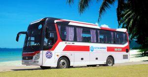Cat Ba Island to Hanoi - Economy Bus by Cat Ba Express_4