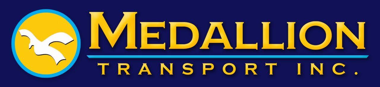 Medallion Transport logo