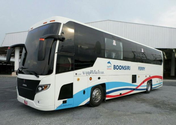 Koh Kood to Bangkok - High Speed Bus+Ferry by Boonsiri High Speed Ferries_0