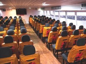 Koh Phangan to Koh Phi Phi - Standard Bus+Ferry by Phantip Travel_4