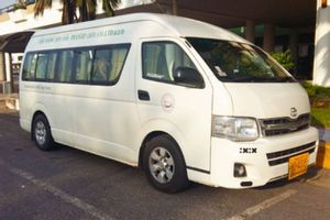 Koh Phangan to Suratthani - Standard Bus+Ferry by Phantip Travel_0