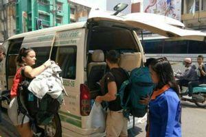 Suratthani to Koh Phangan - Standard Bus+Ferry by Phantip Travel_2