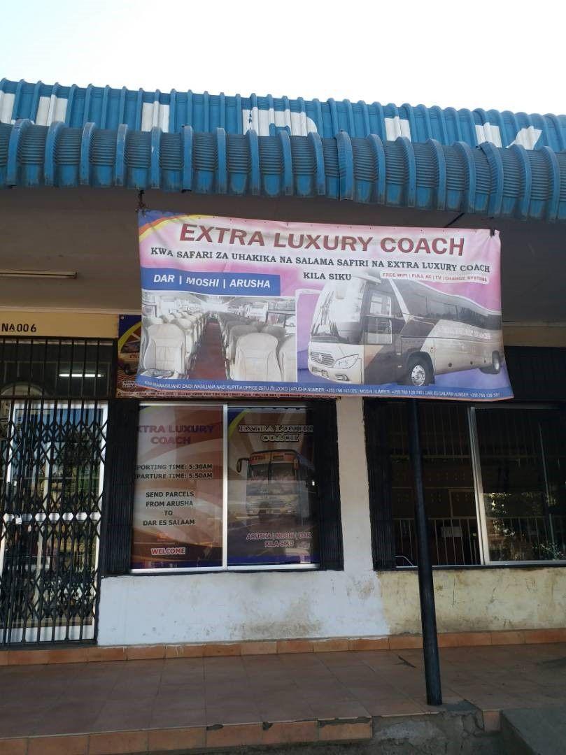 Dar Express Bus Terminal