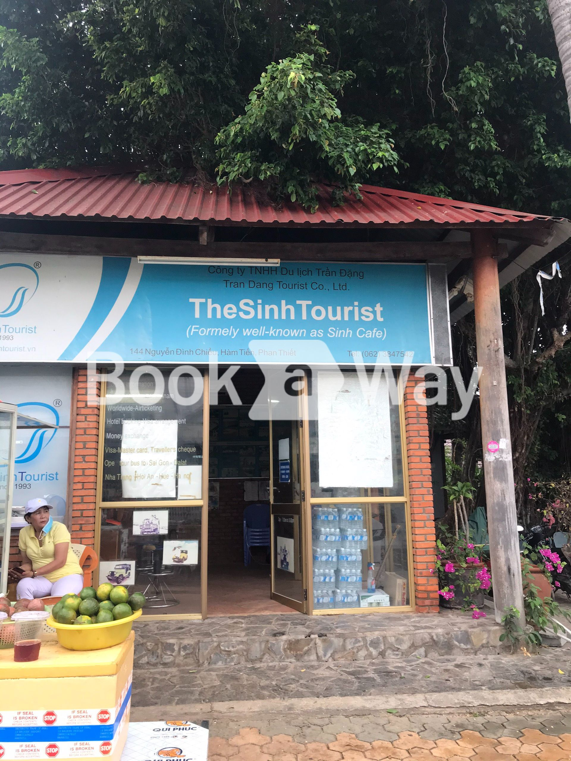 Sinh Tourist office Mui Ne