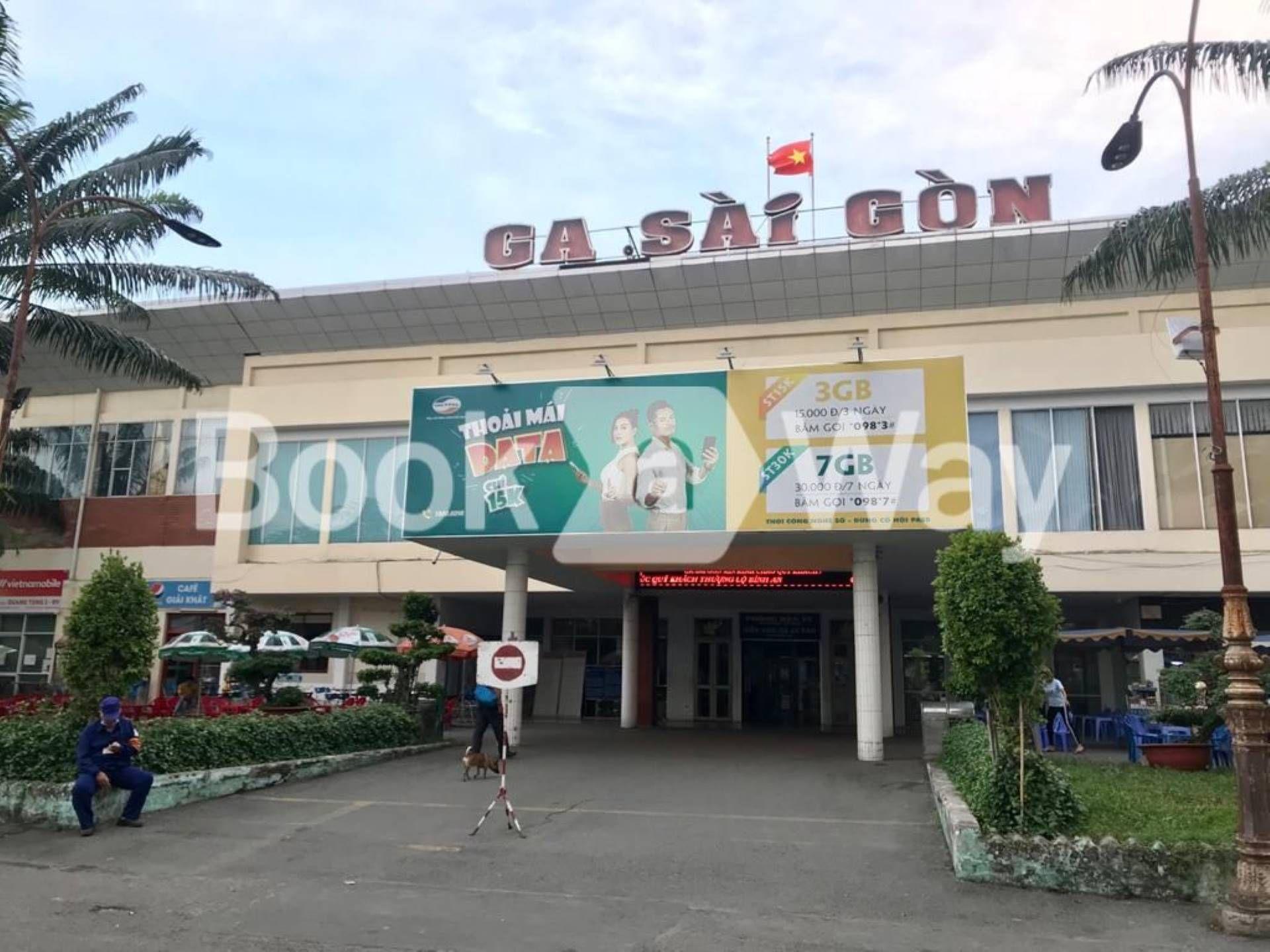 Ho Chi Minh (Saigon) Train Station